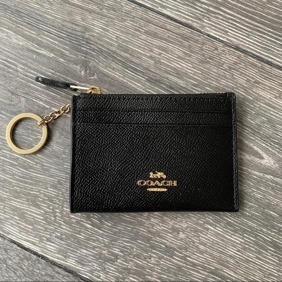 Coach Cardholder Keychain